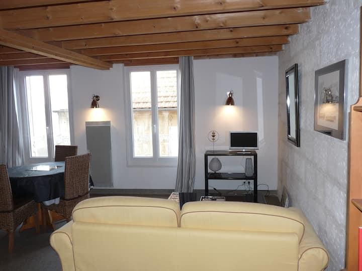T3 Duplex coeur de ville de Saintes 17100
