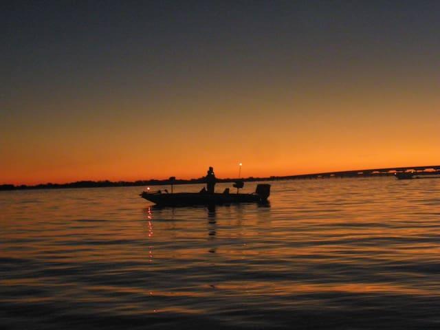 Lake Sam Rayburn - Enjoy the Fishing and Outdoors