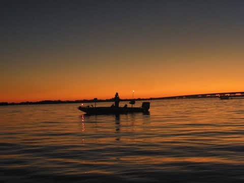 Lake Sam Rayburn - Enjoy the Fishing and Outdoors