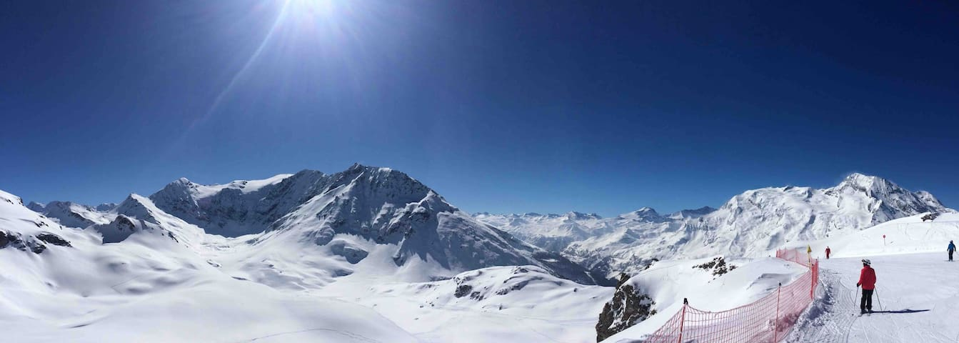 Chalet JJ, Ski Sainte Foy, Val D'Isere, Tignes