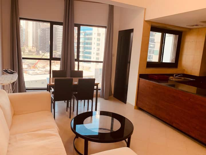061-Elegant 2 bedroom apartment in Dubai Marina