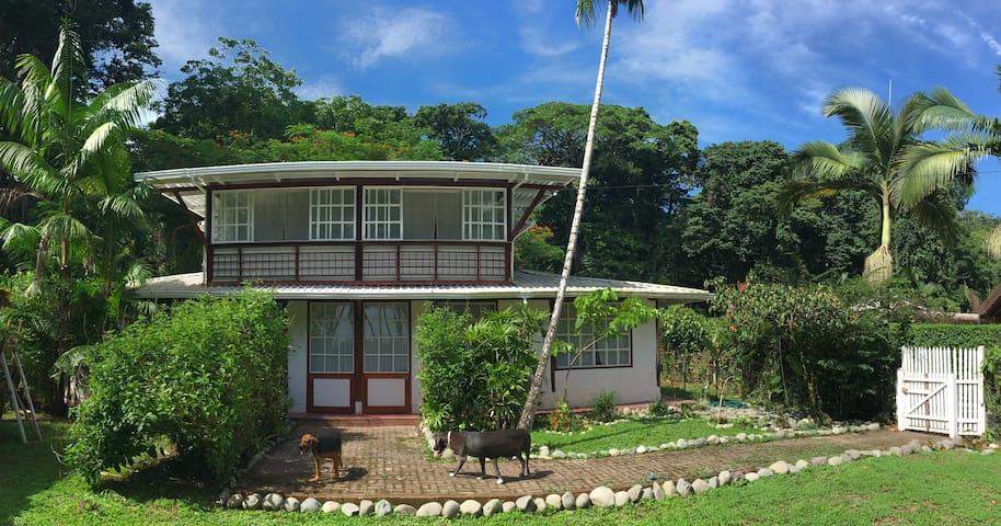 Casa Luna, EcoHouse!