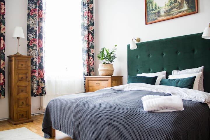 Apartament Stary Rzeszów- Delux z SAUNĄ