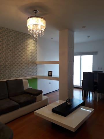 Apartamento #1 Syma Real Lomas