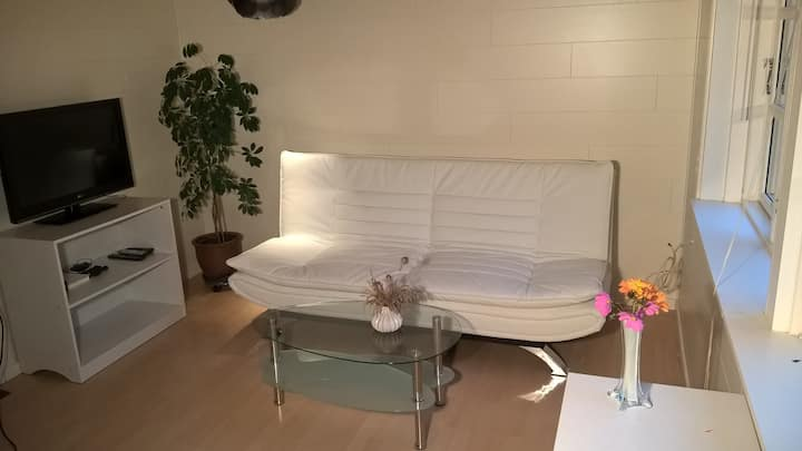 New guesthouse apartment 20 minutes from center