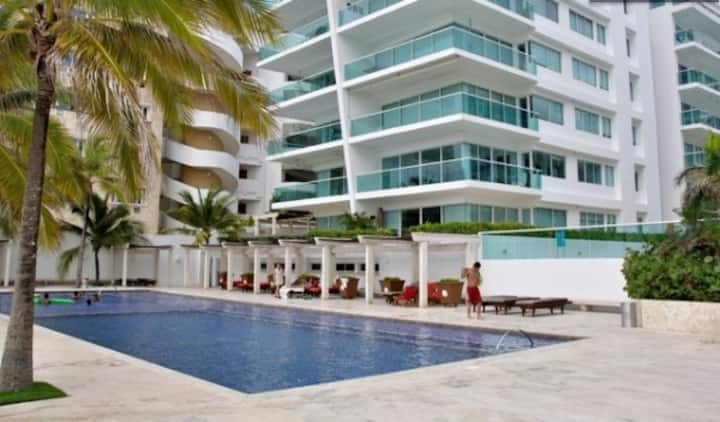 Beautiful and Spacious Apartment in Cartagena