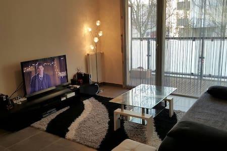 Appartement F2 Moderne et Cosy, proche Paris - Bagneux
