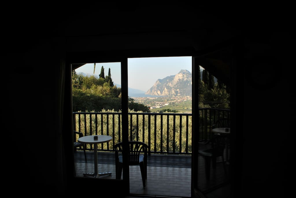 View from inside - Vista dall'interno