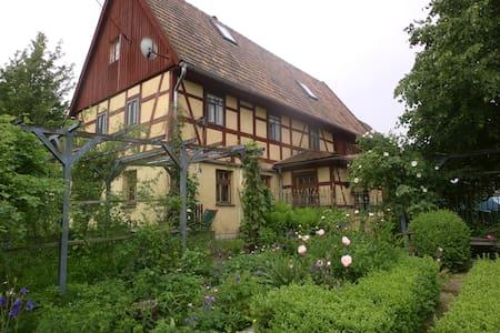 gemütliches Zimmer in einem urigem Bauernhaus