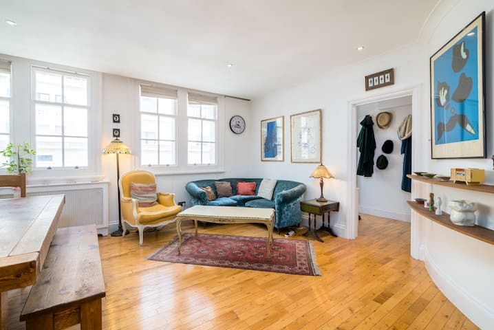 Beautiful spacious Central London refuge