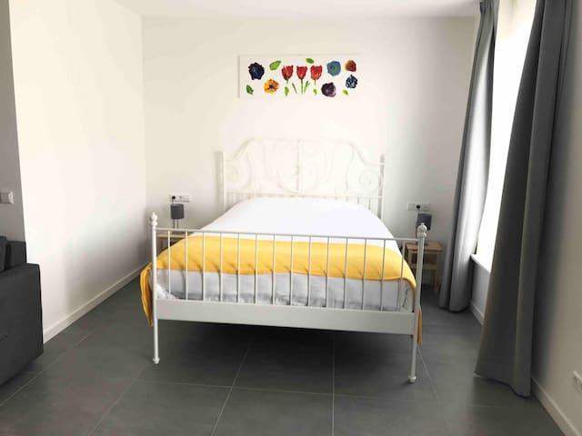 Comfortable queensize bed