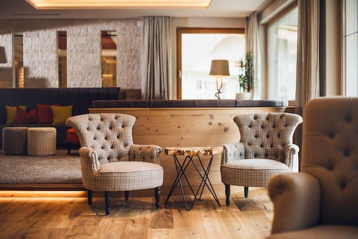 Vitalhotel Edelweiss - LIFESTYLE & BOUTIQUE HOTEL - Neustift im Stubaital - Hotel boutique