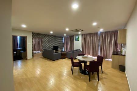BB Bangi Homestay - 2Rooms Apartment (1,146 sq ft)