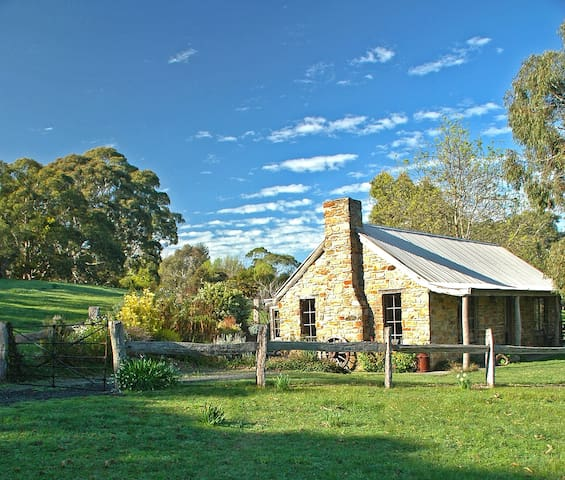 Gum Tree Cottage - Adel Hills Country Cottages - Balhannah - Penzion (B&B)