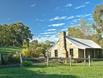 Gum Tree Cottage - Adel Hills Country Cottages - Balhannah - Bed & Breakfast