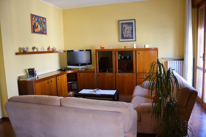 Spazioso appartamento sul mare a Rimini