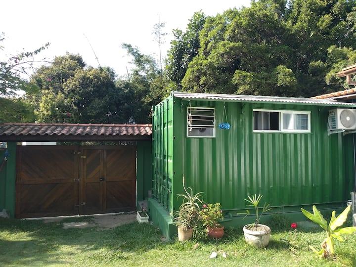 Casa/ Chalé container em São Sebastião sp
