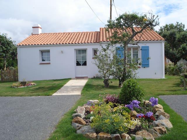 la campanette - La Barre-de-Monts - House