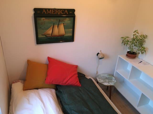 Room in up-and-coming Copenhagen NV