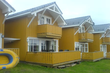 70m2 Sea house with wild and beautiful nature.
