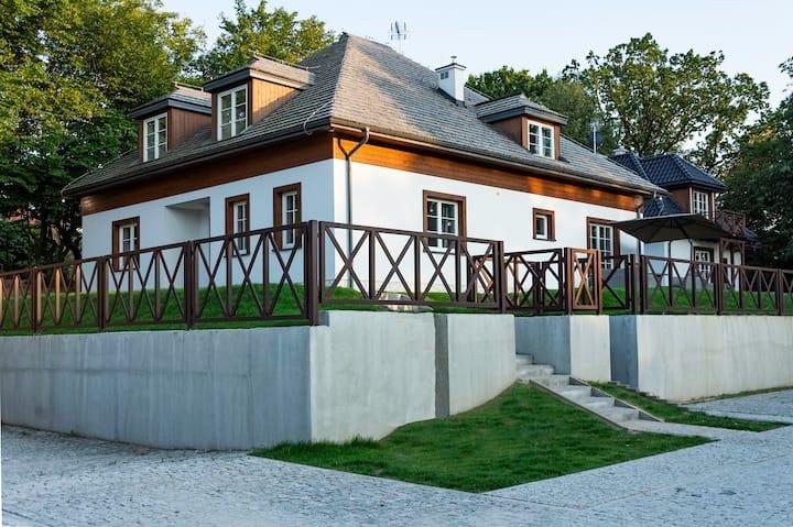 Zamkowe Wzgórze Dom nr 8 - Kazimierz Dolny