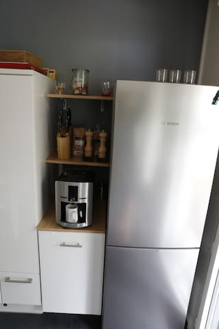 Appartement RDC High tech 65 m² terasse sud 40 m² - Rennes - Daire