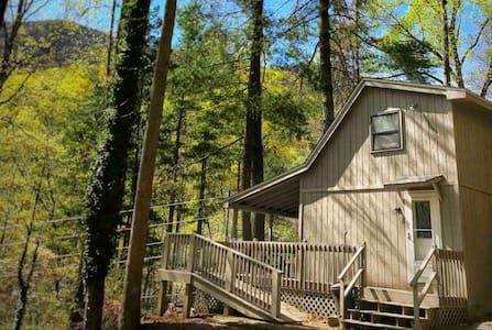 """Your """"home away from home"""" in the Blue Ridge Mnts."""