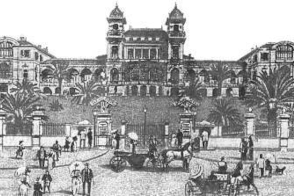 Heritage : The Gallia (circa 1850)