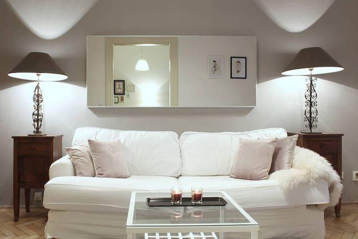 Krásný apartmán u Václavského nám
