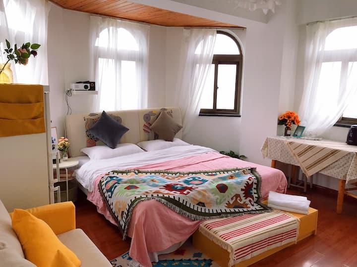 Apartament na Mariensztacie