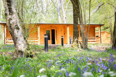 Grey Owl Cabin, is a family friendly holiday cabin