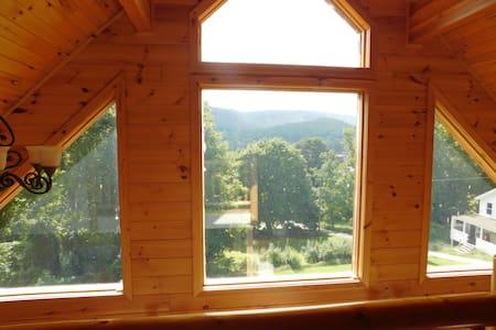 Mario's Cabin - Great Barrington - Haus