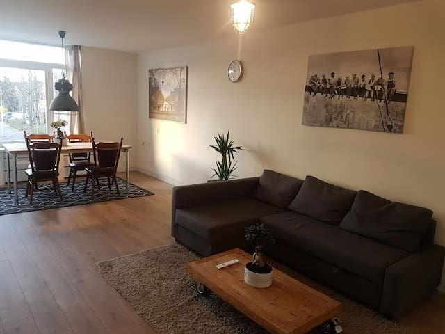 Private apt. in east Amsterdam for a great stay!! - Diemen - Apartemen