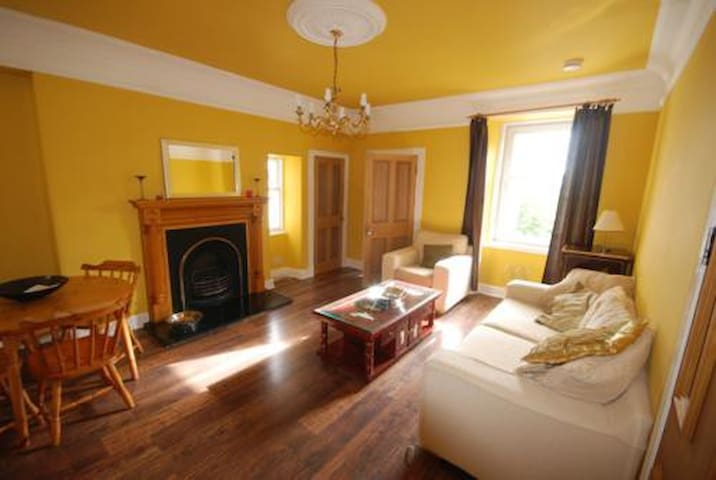 St Andrews flat for July August. Min stay 3 nights - Saint Andrews - Appartement