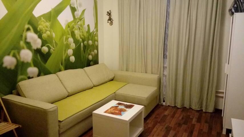 Комната в 2- комнатной квартире.м.Бабушкинская - Moskva - Apartament