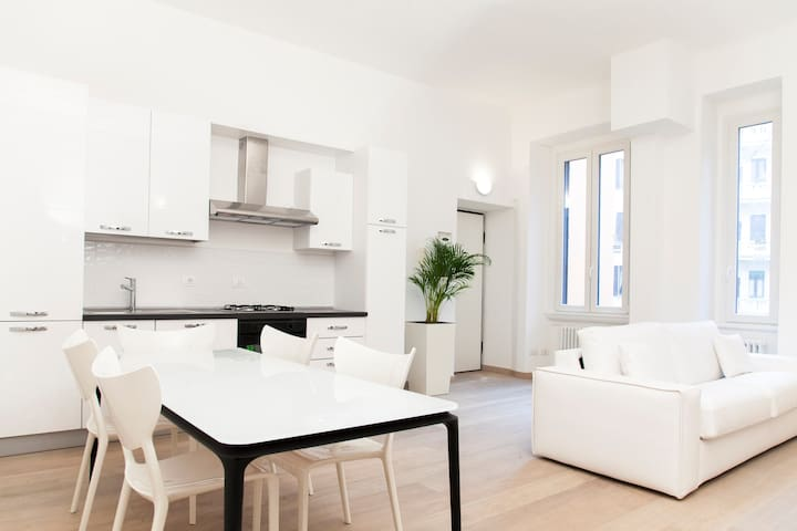 Financial District Deluxe Apartment - Milano - Huoneisto