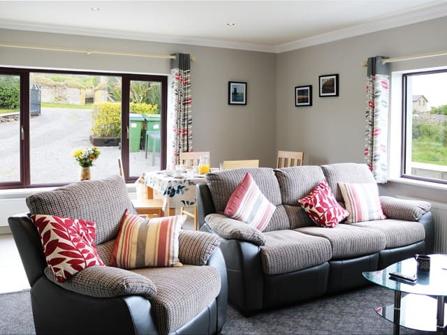 Comfortable cosy living room