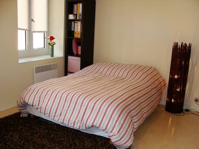 Studio cosy centre-ville d'Angers - Angers - Byt