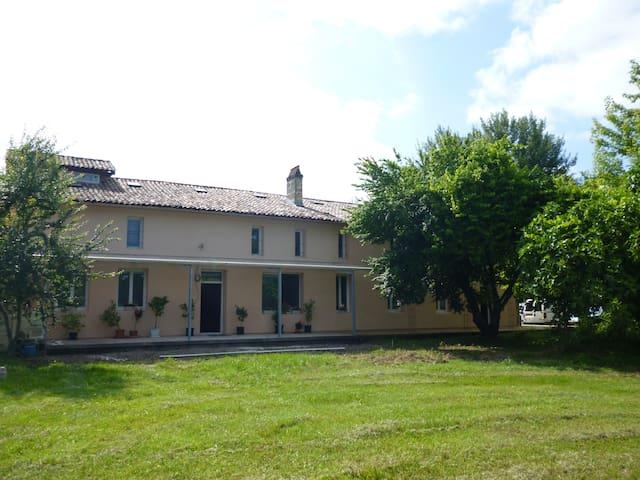 Maison du 17éme à la ferme - Cestas - Villa