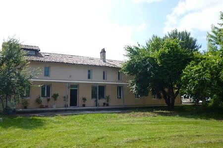 Maison du 17éme à la ferme - Cestas - วิลล่า