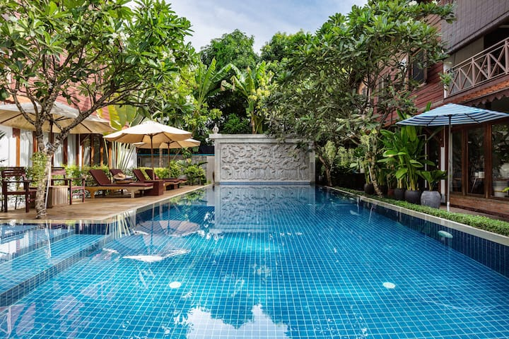 WF Haven - Luxury Villa Siem Reap