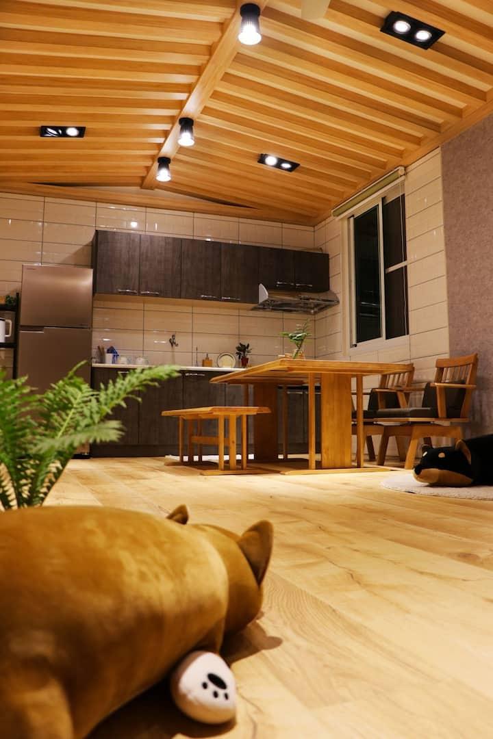 屏東禪居--適合放空靜心的空間[竹間]