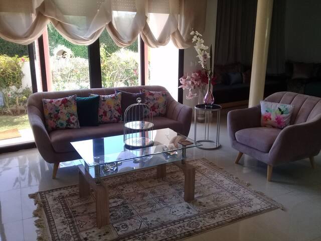 Villa paradise Rabat