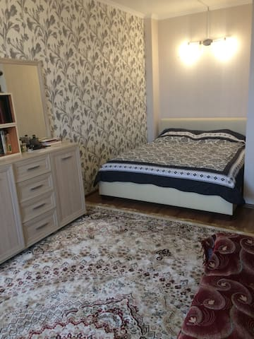 A cosy little flat on Turan avenue