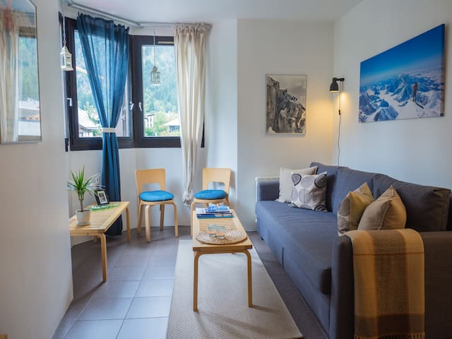 Chamonix-Sud One Bedroom Apartment for 2-4 Guests