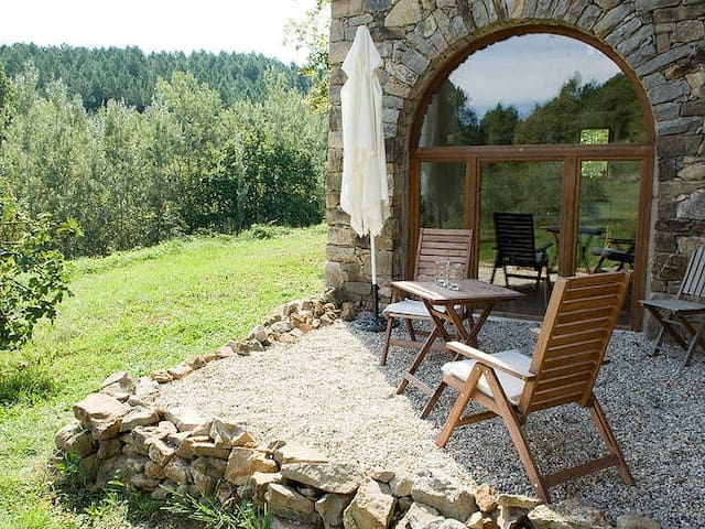 Portes, Ferienwohnung für 2 - Robiac-Rochessadoule - Apartment