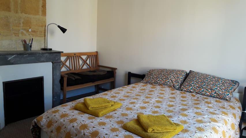 Duplex indépendant de 36 m², fond de jardin