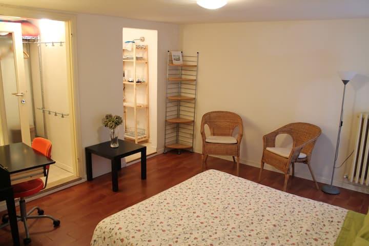 Etruschino - easy-access studio apartment