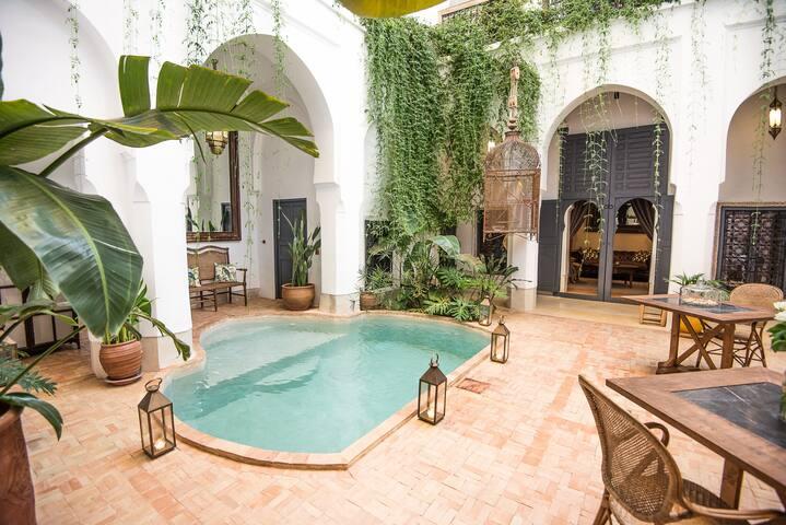 Riad & Spa Luxe Marrakech Medina