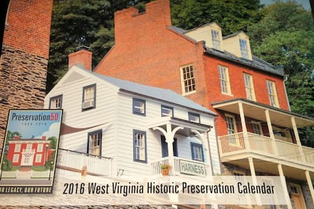 The Gate House 2 Night Minimum - Harpers Ferry - House - 1